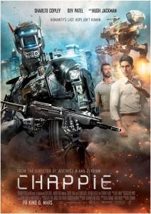 Chappie Filmplakat